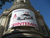 Citroën DS3 + Printemps / Bâche